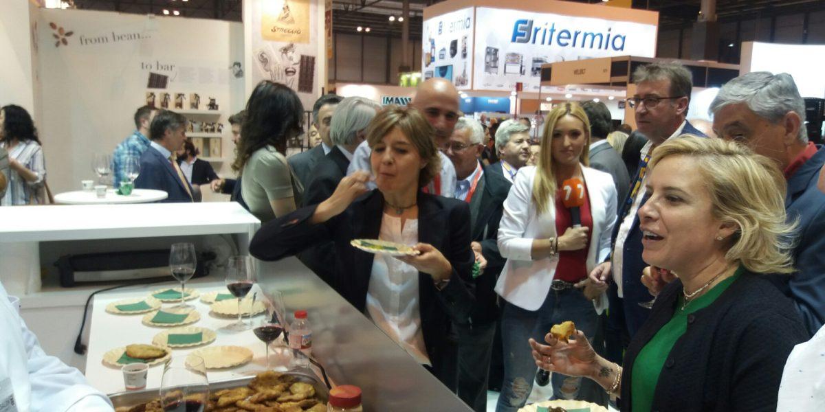Degustación Salón Gourmets - Pimentón de Murcia